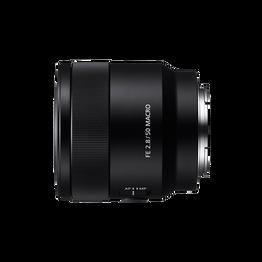 Full Frame E-Mount FE 50 mm F2.8 Macro Lens, , lifestyle-image