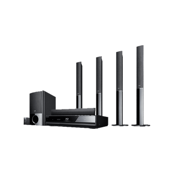 E800 5.1 Channel Blu-ray Disc Home Theatre System, , hi-res