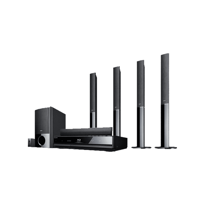 E800 5.1 Channel Blu-ray Disc Home Theatre System, , product-image