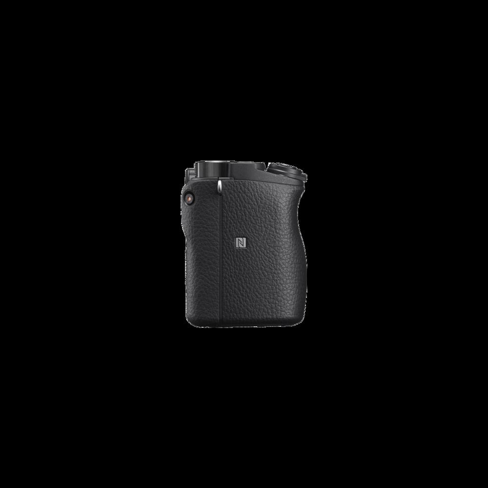 Alpha 6400 Premium Digital E-mount APS-C Camera Kit with 16-50mm Lens (Black), , product-image