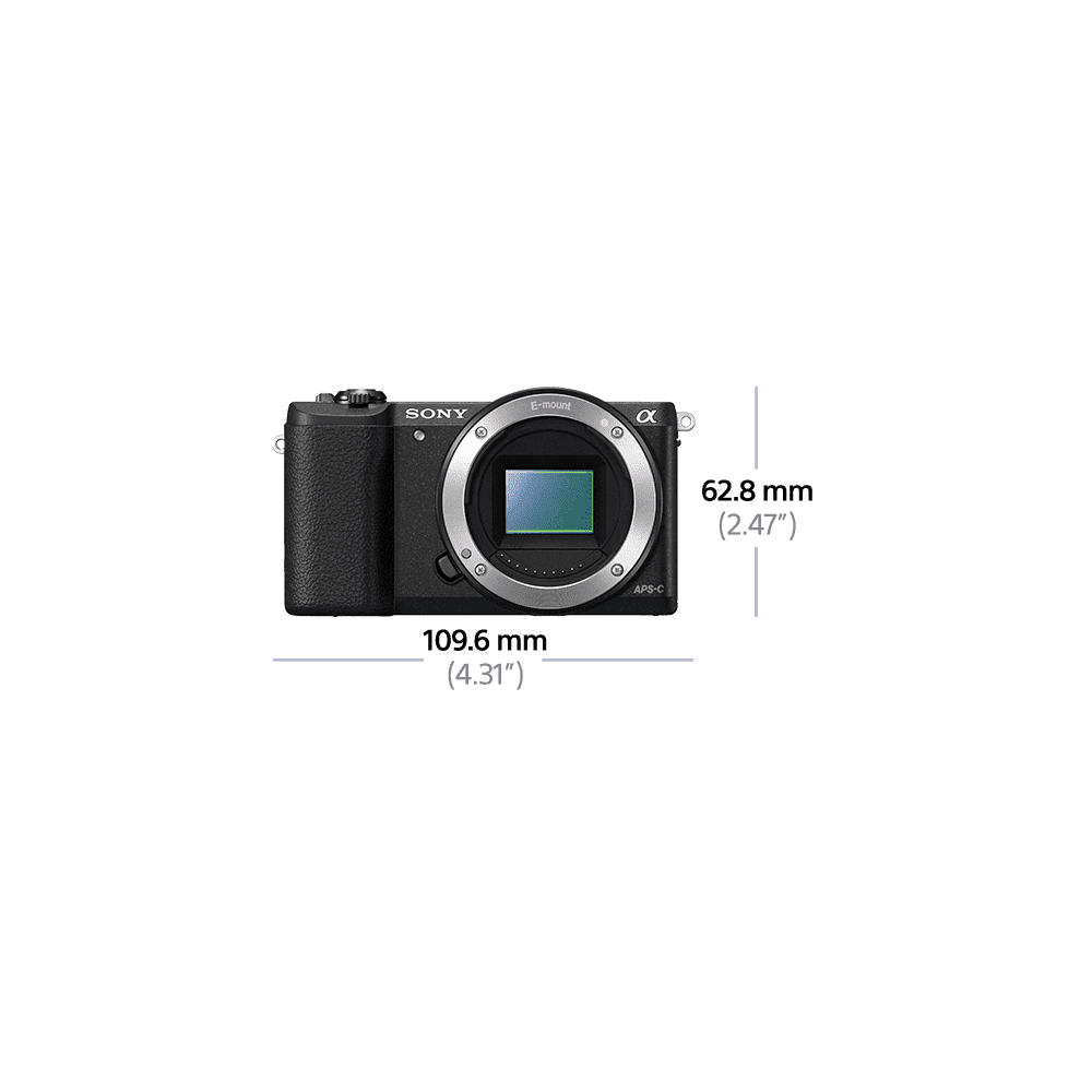 Alpha 5100 E-mount Camera with APS-C Sensor, , product-image