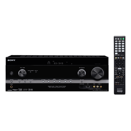 7.2 Channel DH Series 3D A/V Receiver