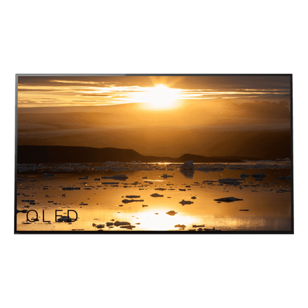 "55"" A1 4K HDR OLED TV with Acoustic Surface and Android TV, , hi-res"