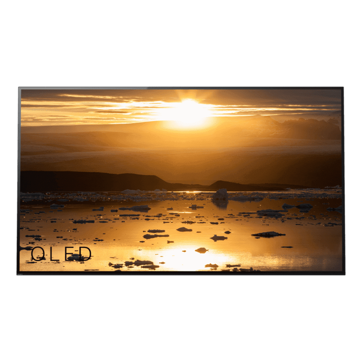 "55"" A1 4K HDR OLED TV with Acoustic Surface and Android TV, , product-image"