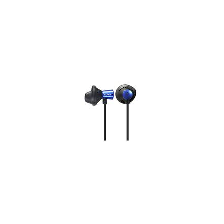 ED12 Fontopia / In-Ear Headphones (Blue)