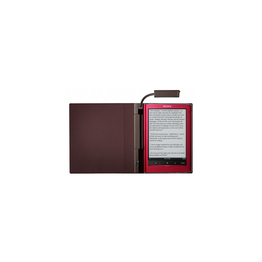 Reader Cover with Light for Touch Edition (Red)