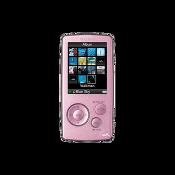 4GB A Series Video MP3 Walkman (Pink), , hi-res