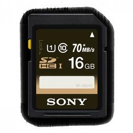 UHS-I Class 10 SDXC/SDHC memory card SF-UY2 Series