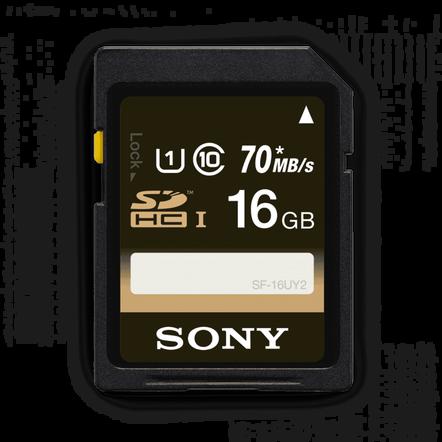 UHS-I Class 10 SDXC/SDHC memory card SF-UY2 Series, , hi-res
