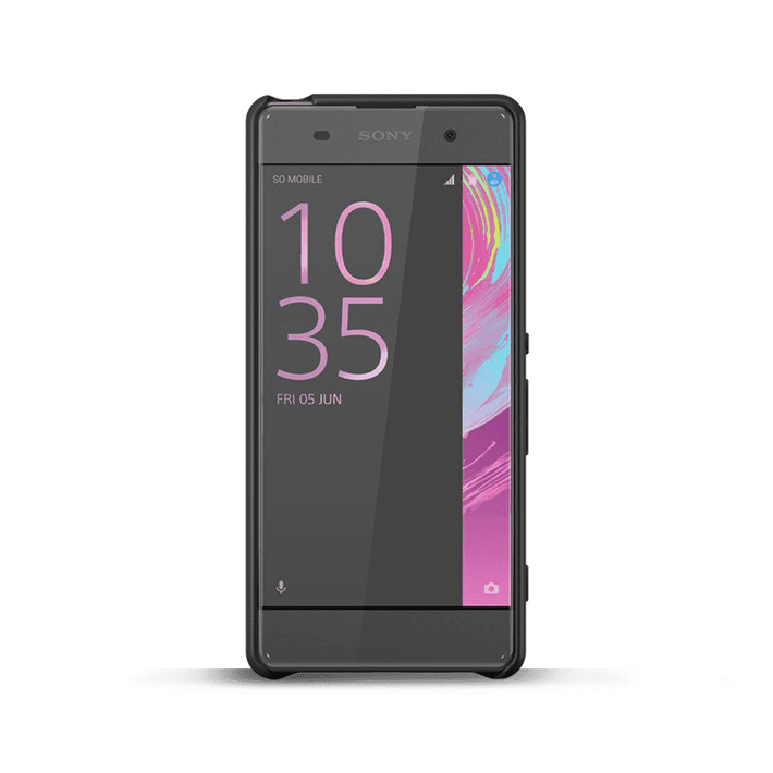 Style Cover SBC26 for Xperia XA (Graphite Black), , product-image
