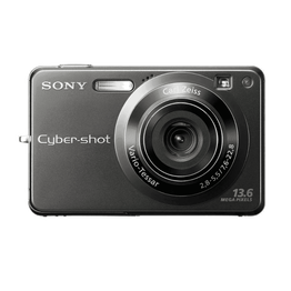 13.6 Mega Pixel W Series 3x Optical Zoom Cyber-shot, , hi-res