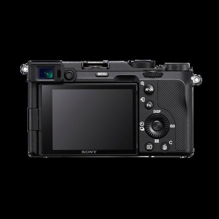Alpha 7C - Compact Digital E-Mount Camera with 35mm Full Frame Image Sensor (Black - Body only), , hi-res