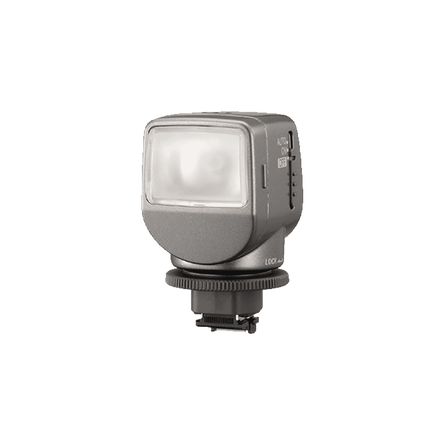 Compact 3 Watt Camcorder Video Light