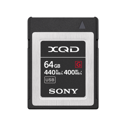 QD-G64F G Series Memory Card 64 GB, , hi-res