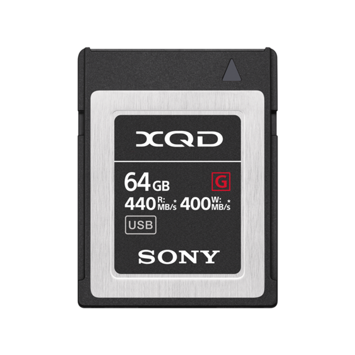 QD-G64F G Series Memory Card 64 GB, , product-image