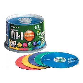 DVD+R Data Storage Media, , hi-res