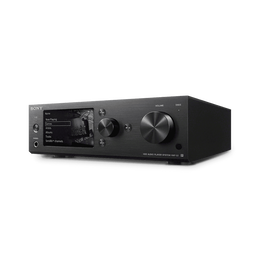 High-Resolution Audio 500G HDD Player (Black), , hi-res