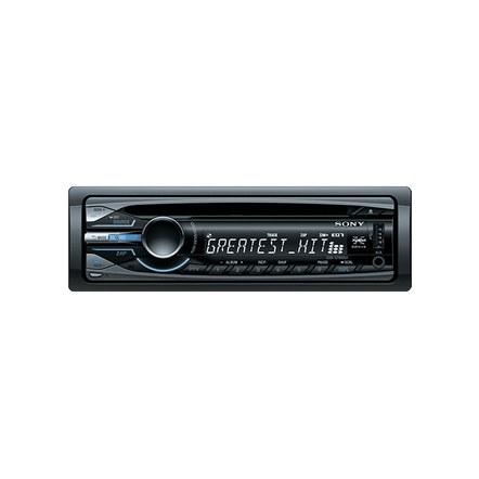In-Car Player GT600UI Series Headunit