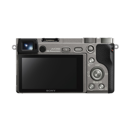 a6000 Digital E-Mount 24.3 Mega Pixel Camera (Grey), , lifestyle-image
