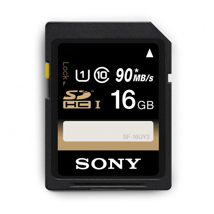 16GB SDHC Memory Card USH-1 Class 10 R70, , product-image