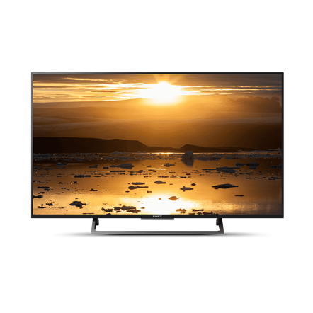 "49"" X8000E 4K HDR TV with  4K X-Reality PRO, , hi-res"