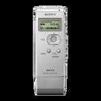 1GB MP3 Digital Voice IC Recorder (Silver), , hi-res