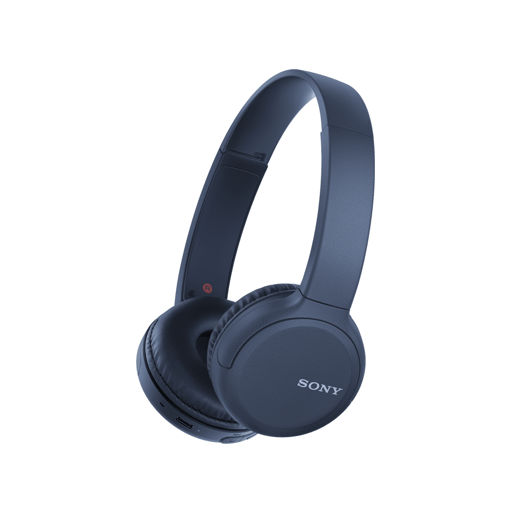 WH-CH510 Wireless Headphones (Blue), , product-image