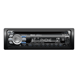 BT3600 In-Car CD Player, , hi-res