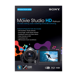 Vegas Movie Studio Hd Platinum 10 Production Suite