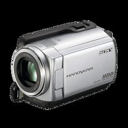 60GB SR47 Hard Disk Drive Camcorder (Silver), , hi-res