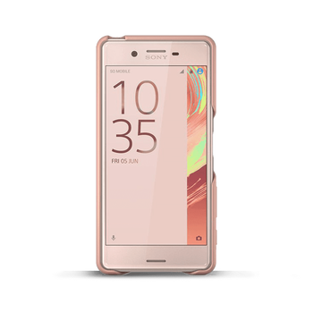 Style Cover SBC30 for the Xperia X Performance (Rose Gold), , hi-res