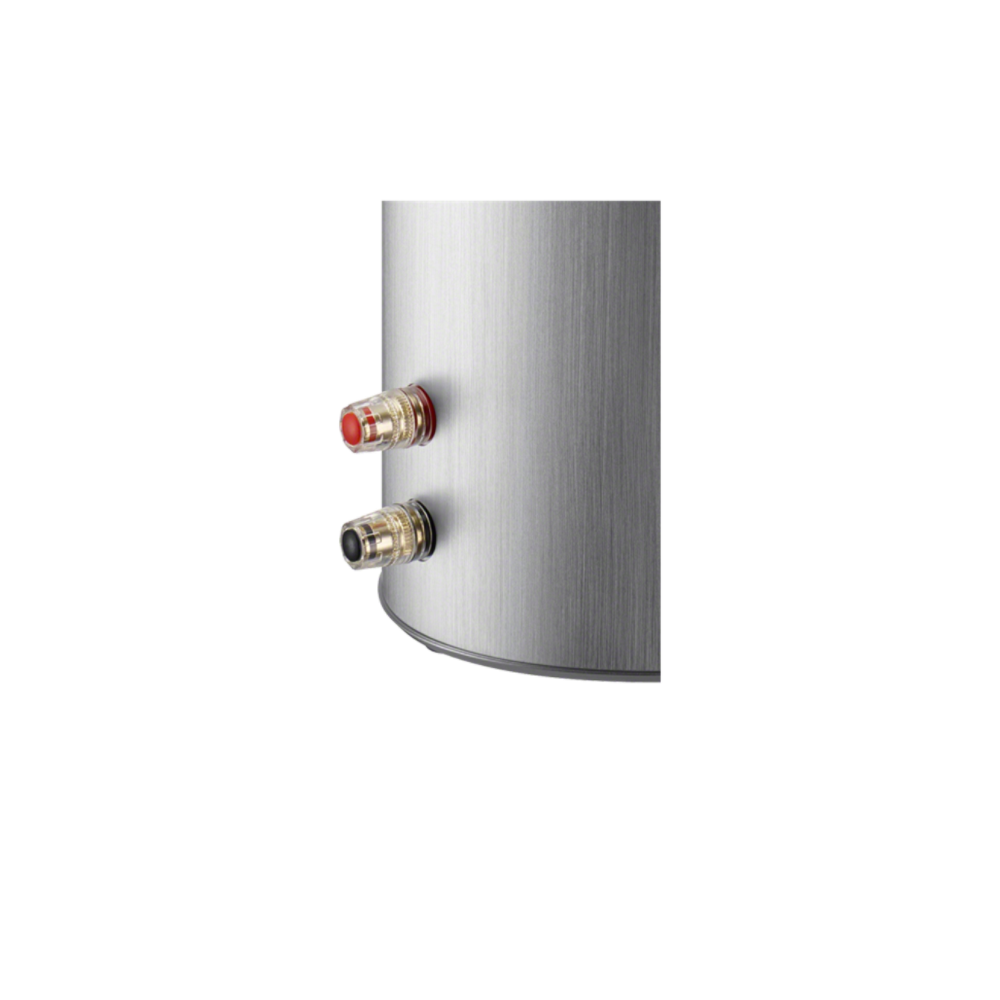 High-Resolution Audio Stereo Bookshelf Speakers (Black), , product-image
