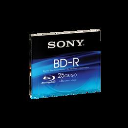 25GB Blu-ray Disc (Write Once)