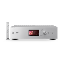 High-Resolution Audio 1TB HDD Player (Silver), , hi-res