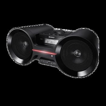 Bluetooth MP3 Radio Player with USB (Black), , hi-res