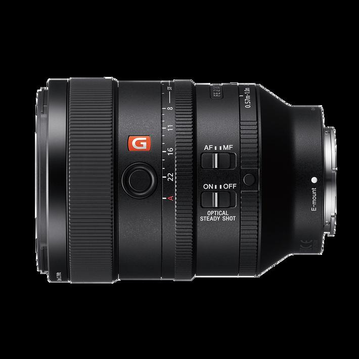 Full Frame E-Mount 100mm F2.8 STF G Master OSS Lens, , product-image