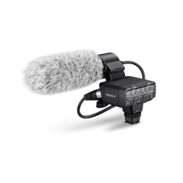 XLR-K2M Adapter and Microphone Kit
