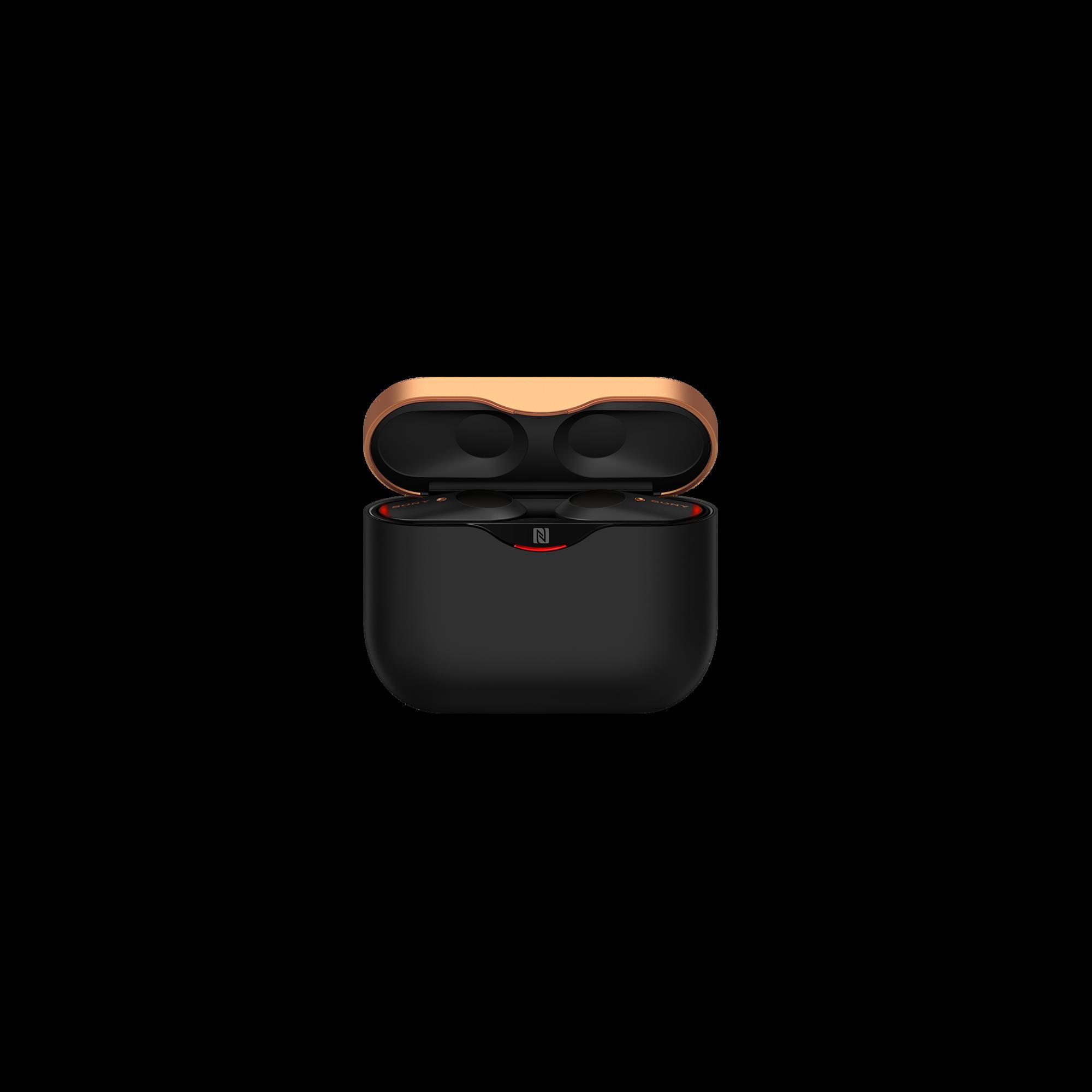 WF-1000XM3 Wireless Noise Cancelling Headphones (Black), , hi-res