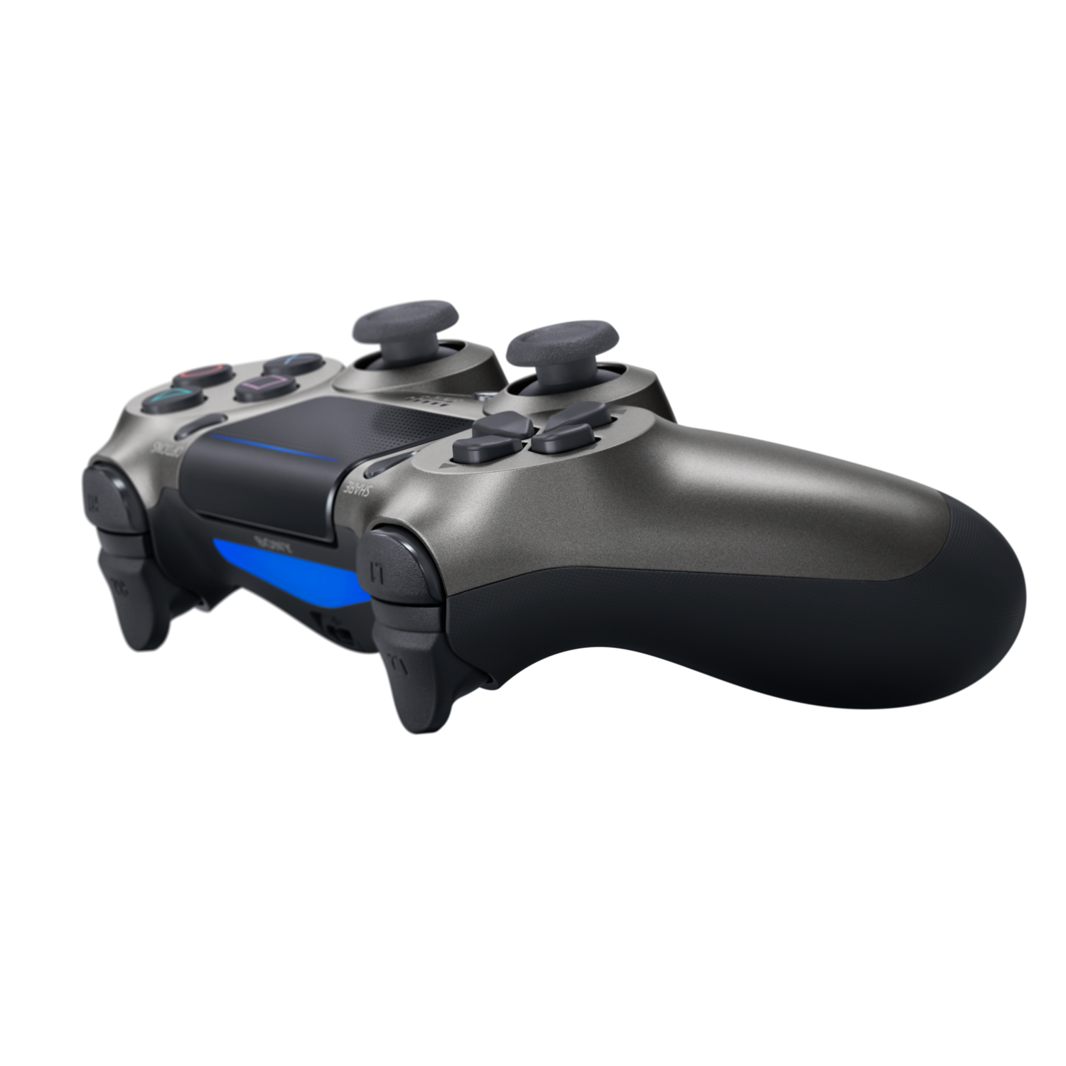 PlayStation4 DualShock Wireless Controllers Limited Edition (Steel Black), , product-image