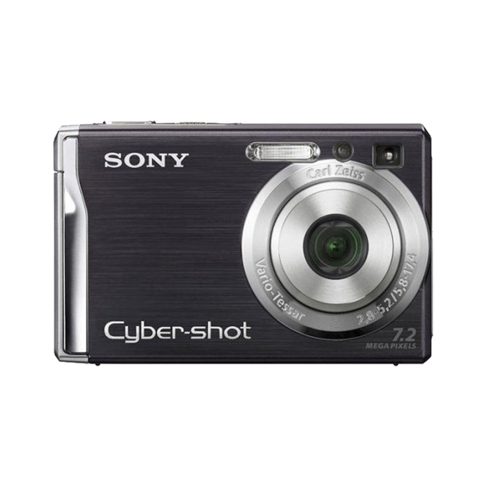 W85 Cybershot Camera (Silver), , product-image