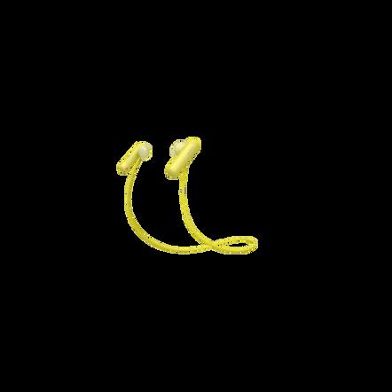 SP500 Wireless In-ear Sports Headphones (Yellow), , hi-res