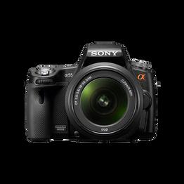 Digital SLT 16.2 Megapixel Camera with SAL1855 Lens