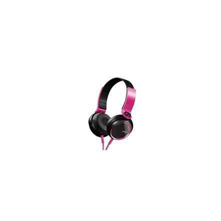 XB400 Extra Bass (XB) Headphones (Pink)