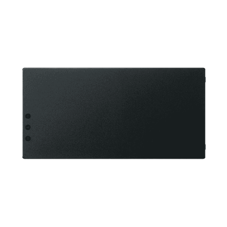 Rechargeable Lithium Ion Battery Pack (Black)