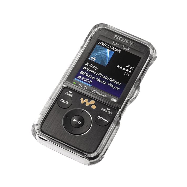 Hard Protective Carrying Case for Walkman Video MP3 Players, , product-image