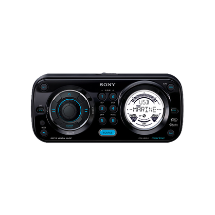 Marine Head H910UI Series Unit (Black)