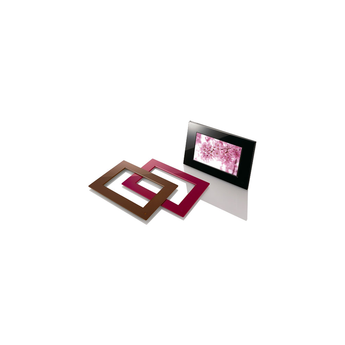 """7"""" Digital Photo Frame with Interchangeable Bezels, , product-image"""