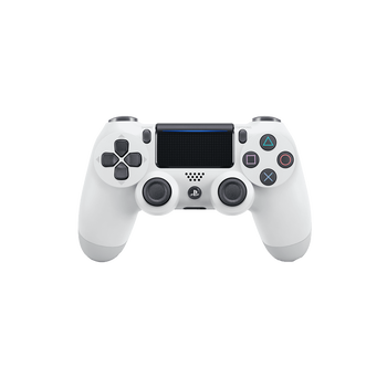 PlayStation4 DualShock Wireless Controllers (White), , lifestyle-image