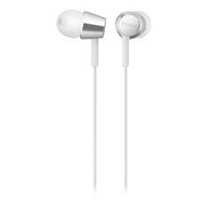 EX155AP In-Ear Headphones (White)