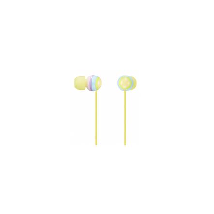 EX40 In-Ear Headphones (Lemon Yellow)